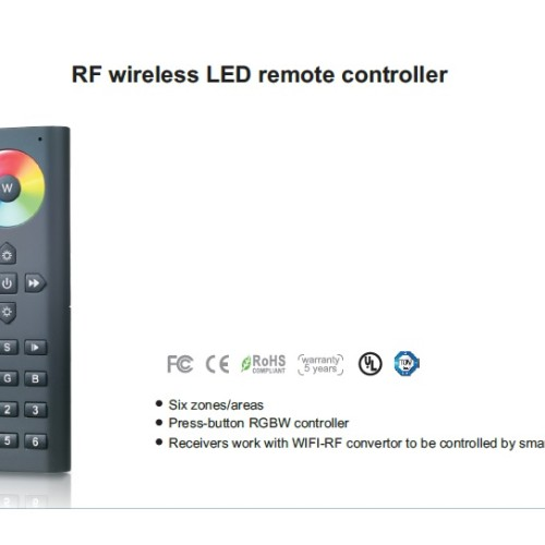 RF wireless LED remote controller