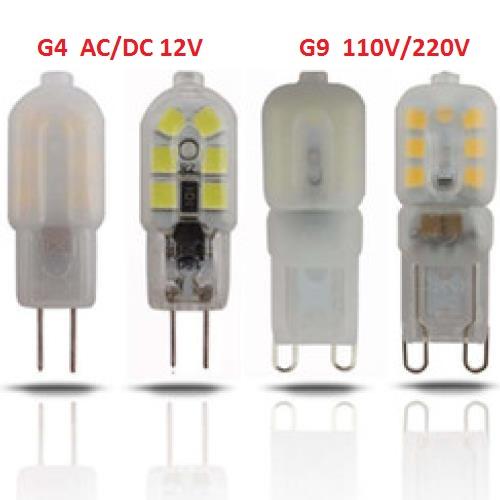 LED SPOTLIGHT G4 - G9