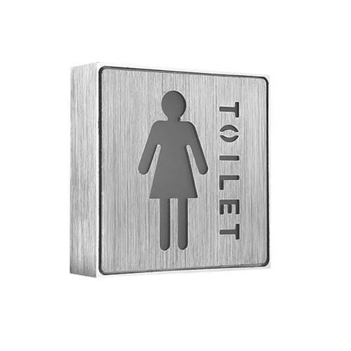 WC WOMAN.